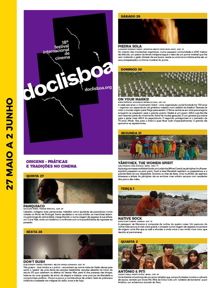 Doclisboa – Festival Internacional de Cinema
