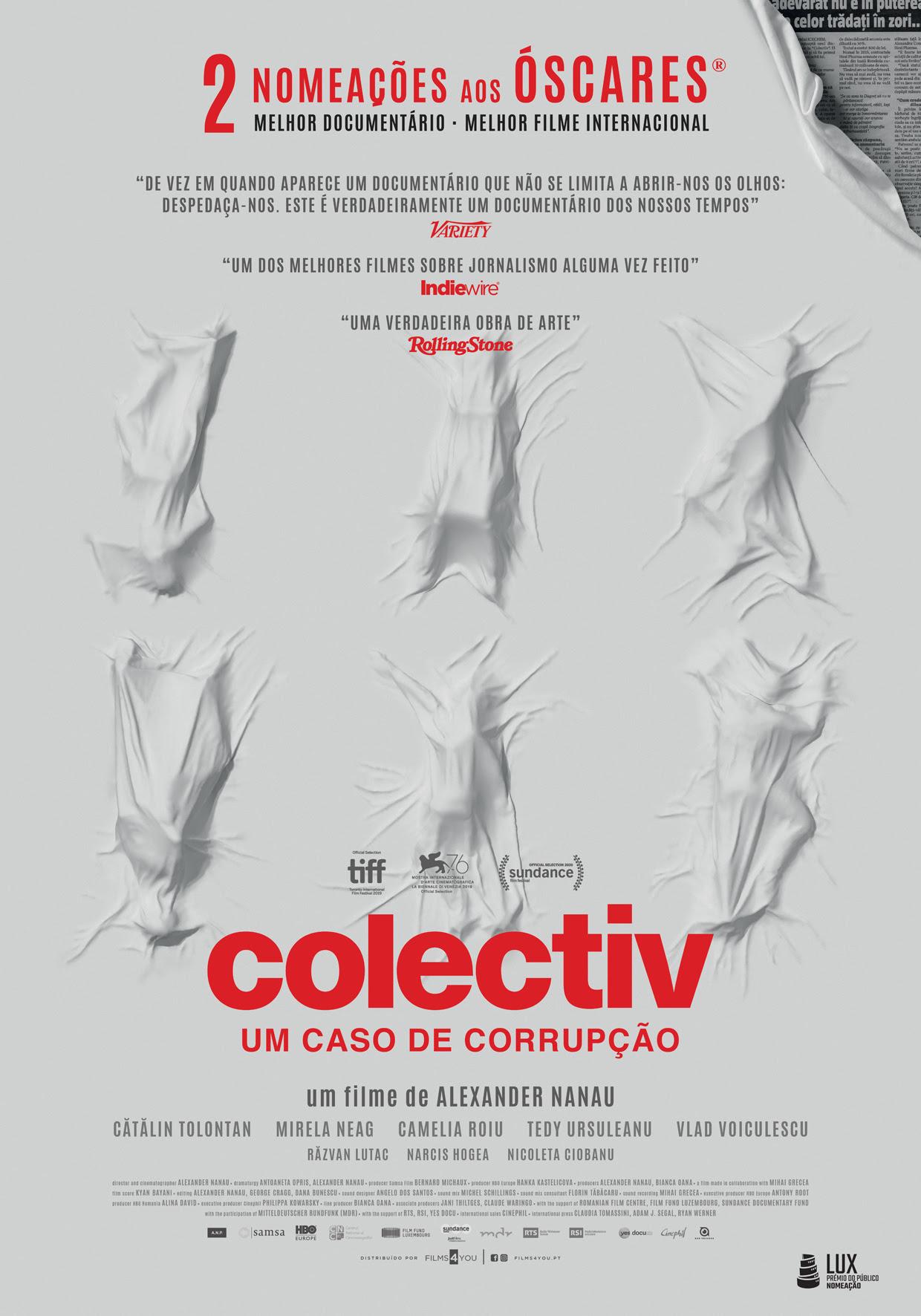COLECTIV – UM CASO DE CORRUPÇÃO