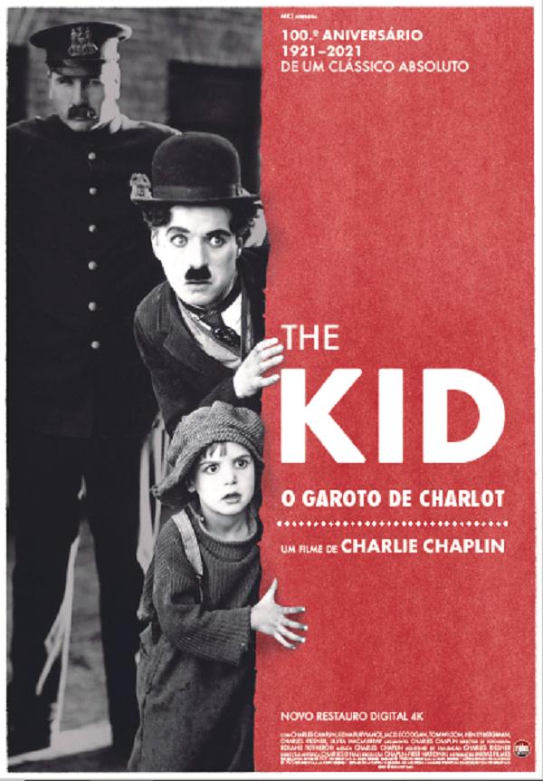 O GAROTO DE CHARLOT – 4K